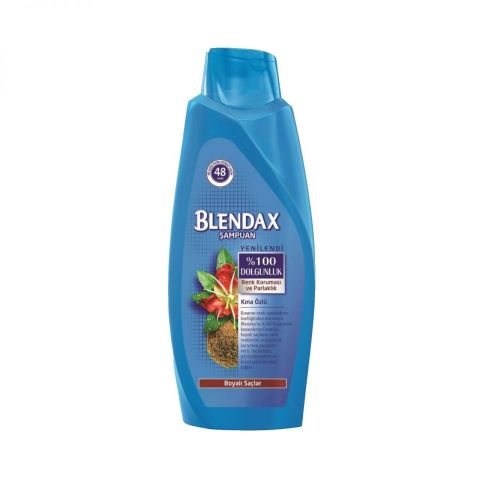 #973222 Blendax Şamp.550ml Kına Özlü