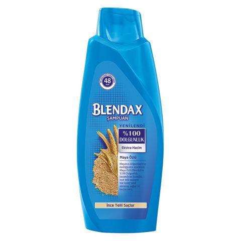 #973223 Blendax Şamp.550ml Maya Özlü