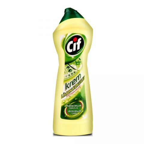 #963545 Cif Krem 750ml Limon
