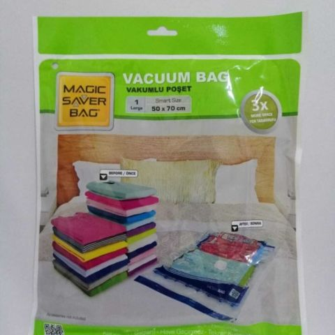 #700143 MAGİC SAVER Vakumlu Hurç