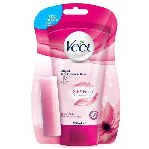 #973170 Veet Tüy Dök.Krem 150ml Duşta Normal